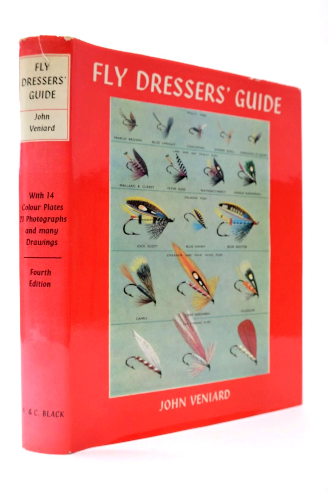 Photo of FLY DRESSERS' GUIDE- Stock Number: 2133064