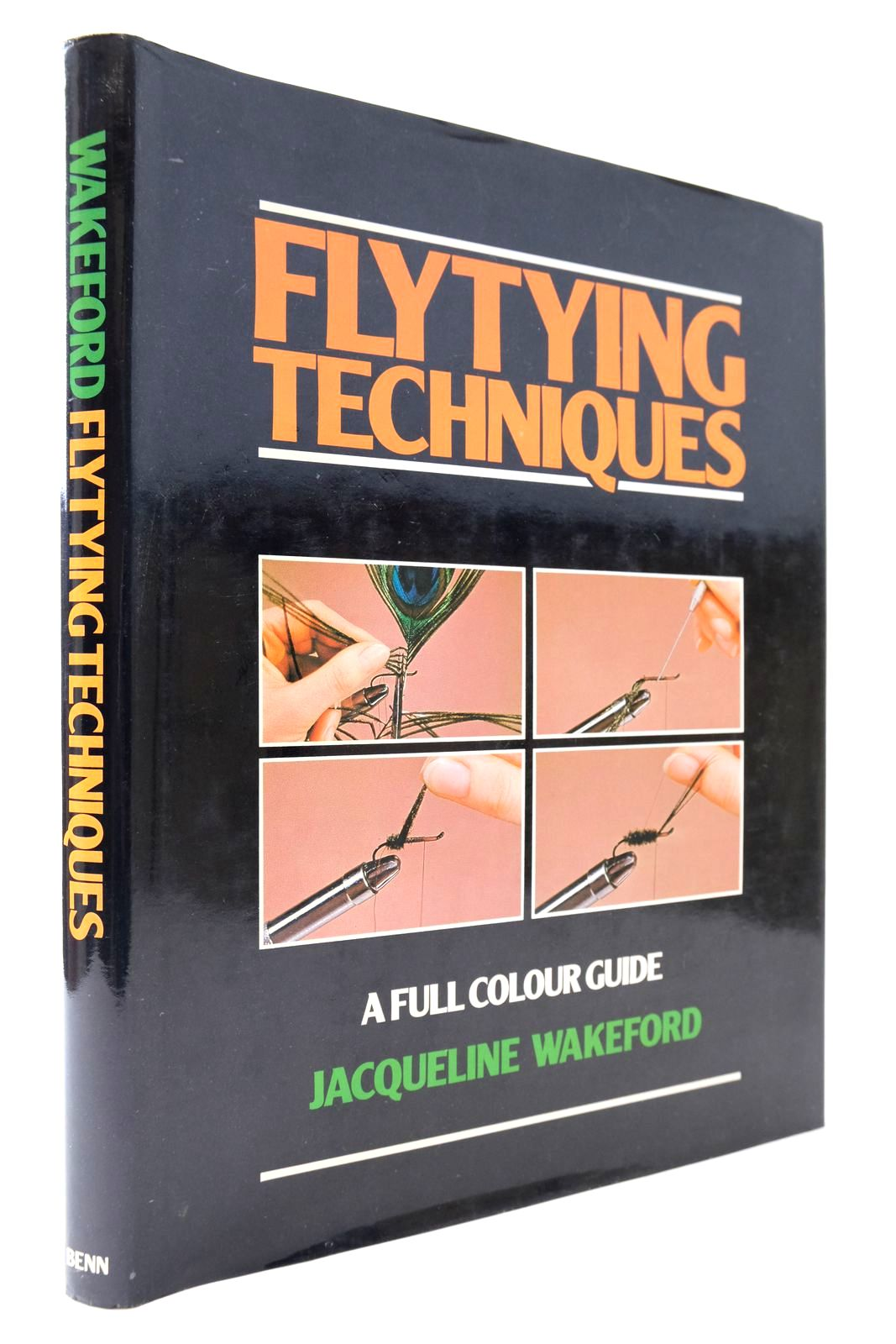 Photo of FLYTYING TECHNIQUES- Stock Number: 2133066