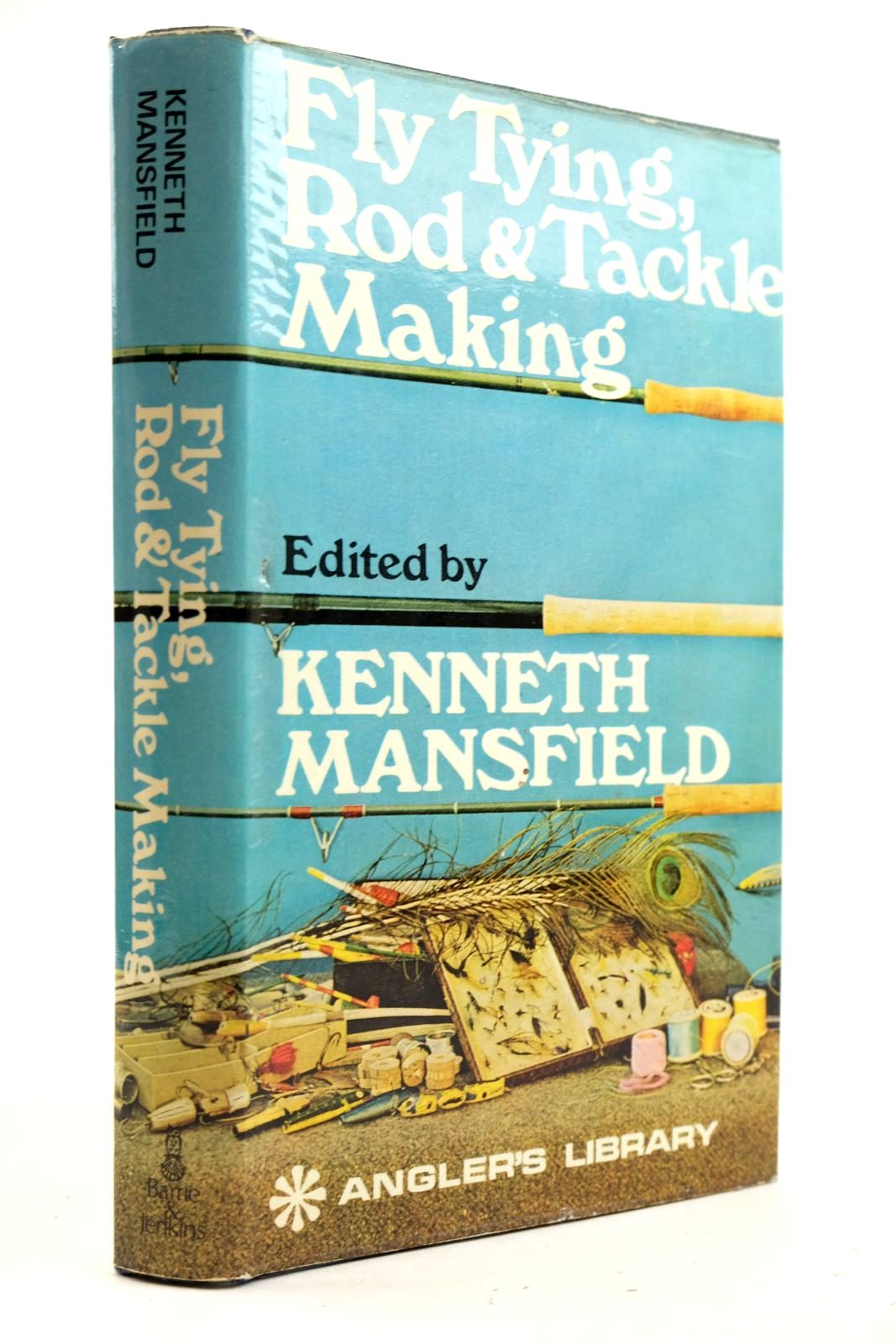 Photo of FLY TYING, ROD & TACKLE MAKING- Stock Number: 2133069