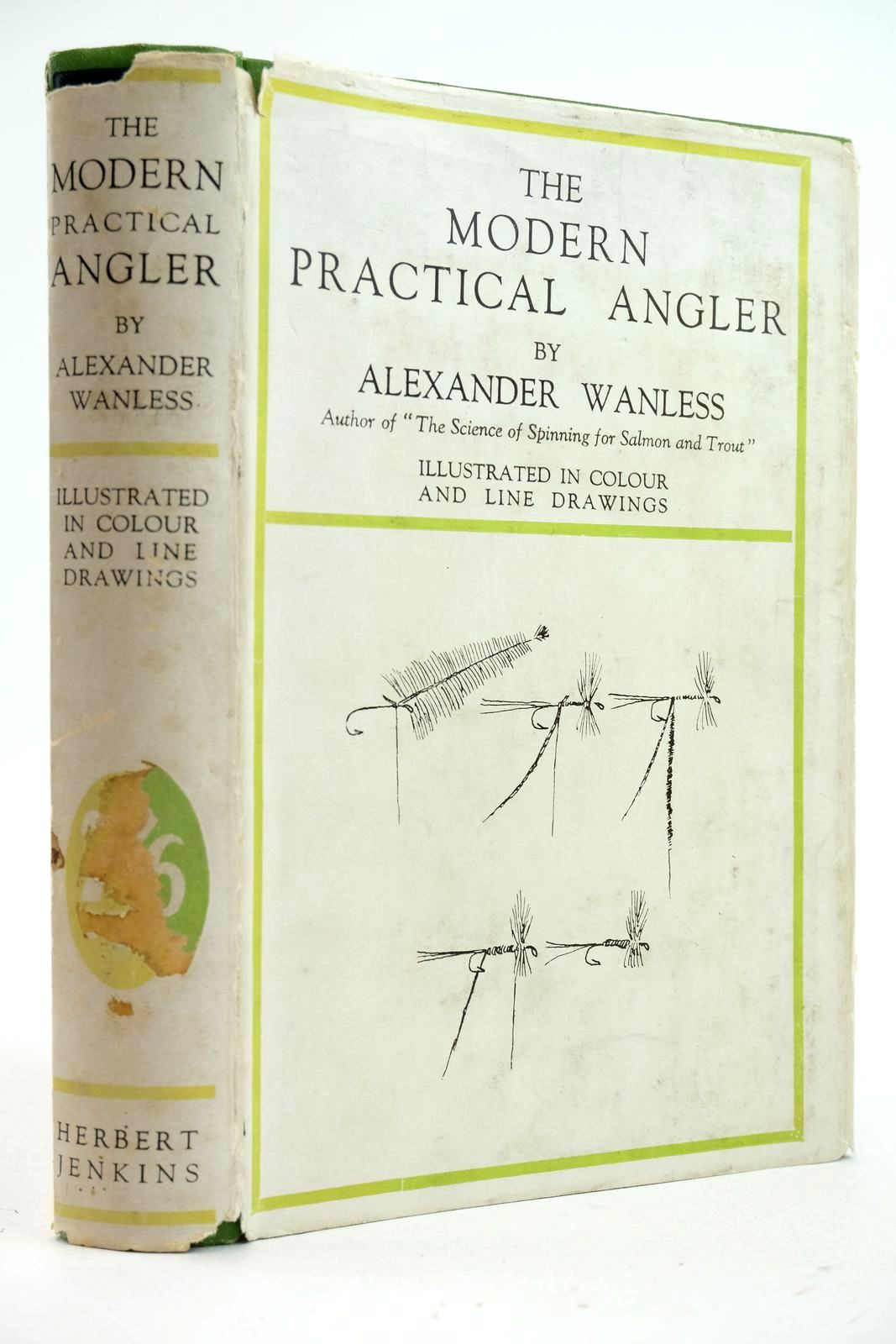 Photo of THE MODERN PRACTICAL ANGLER- Stock Number: 2133073