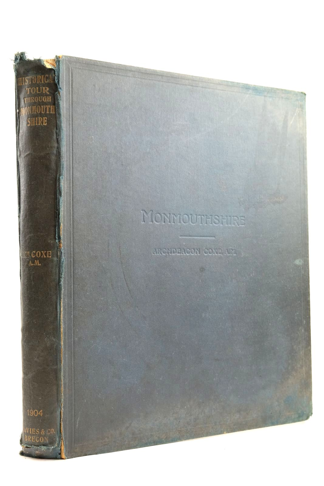 Photo of A HISTORICAL TOUR THROUGH MONMOUTHSHIRE written by Coxe, William illustrated by Hoare, R.C. published by Davies And Co. (STOCK CODE: 2133076)  for sale by Stella & Rose's Books