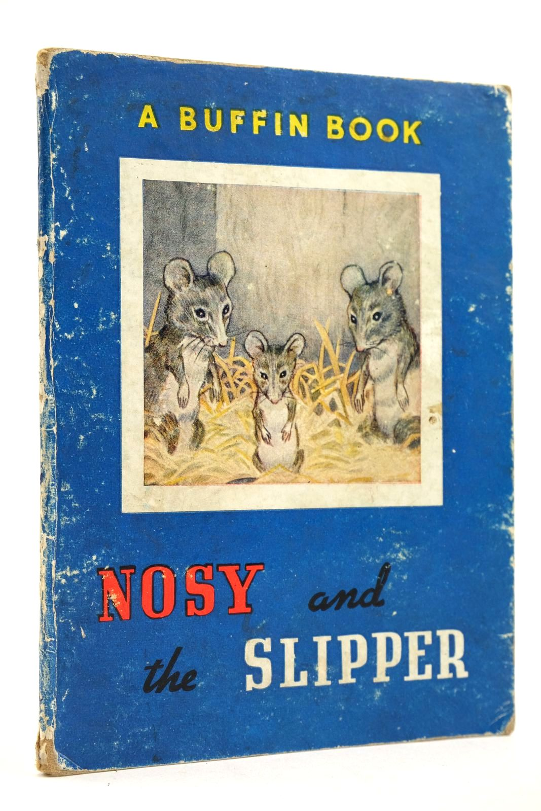 Photo of NOSY AND THE SLIPPER- Stock Number: 2133083