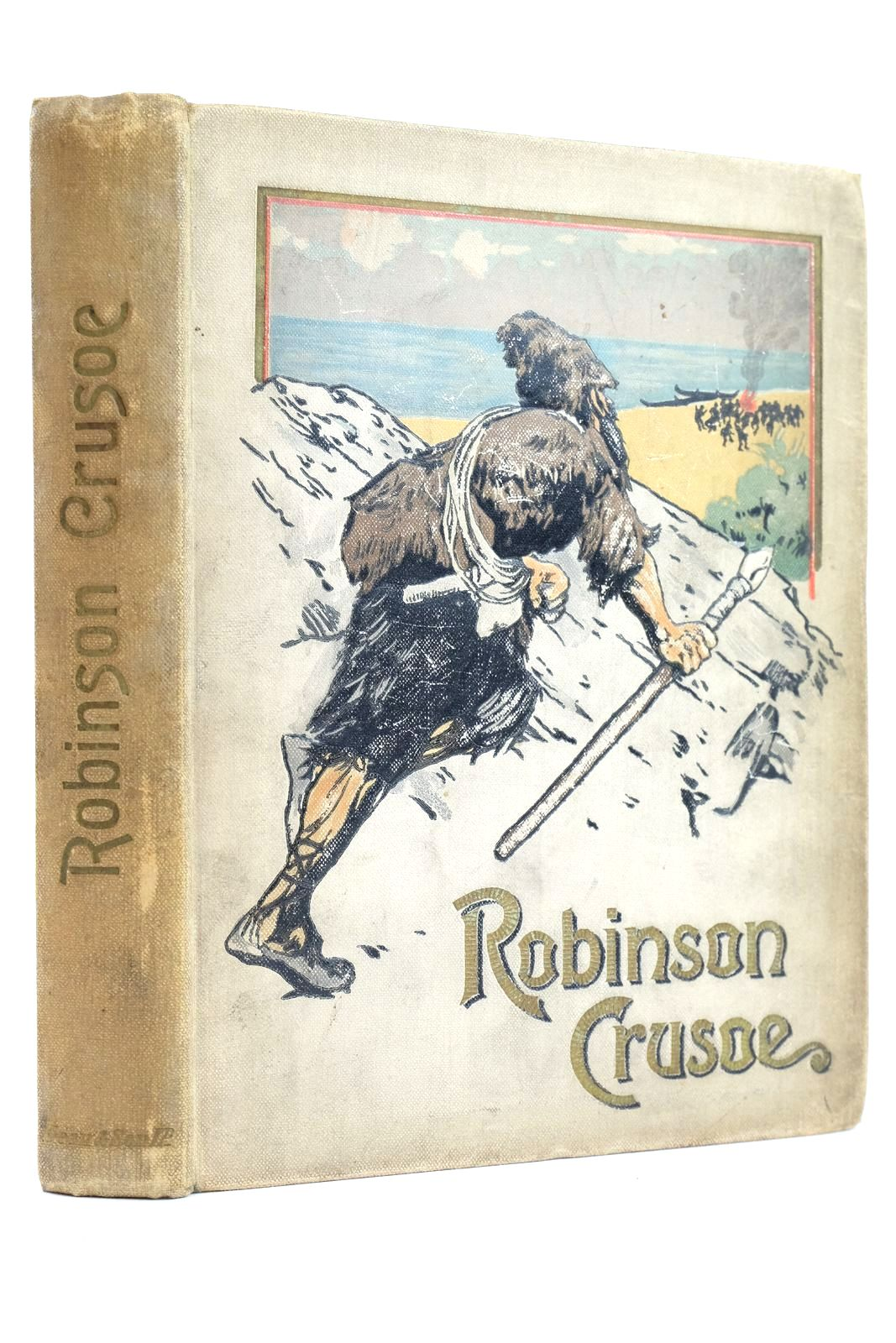 Photo of ROBINSON CRUSOE- Stock Number: 2133084