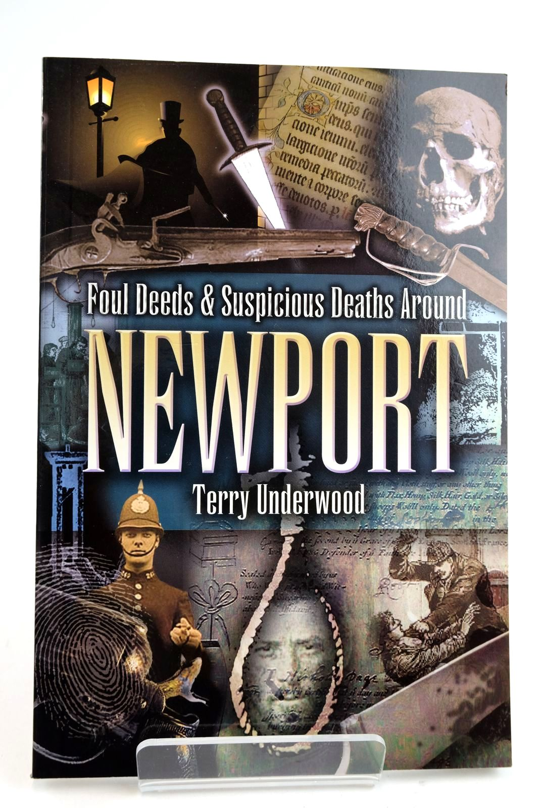 Photo of FOUL DEEDS & SUSPICIOUS DEATHS AROUND NEWPORT- Stock Number: 2133086