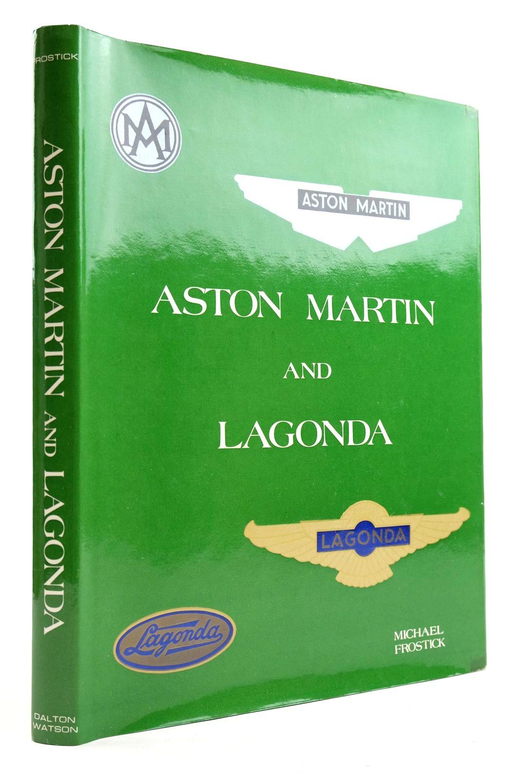 Photo of ASTON MARTIN AND LAGONDA- Stock Number: 2133093