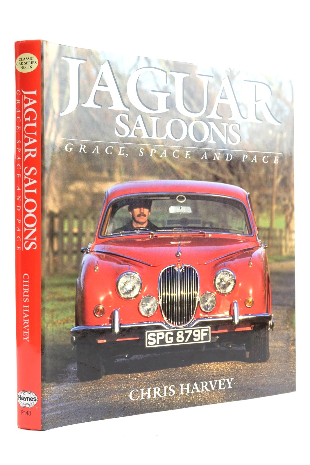 Photo of JAGUAR SALOONS GRACE, SPACE AND PACE- Stock Number: 2133098