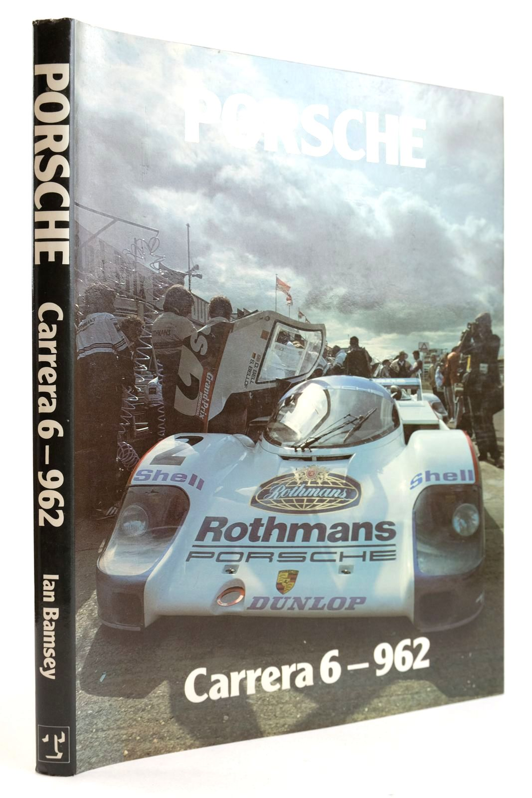 Photo of PORSCHE CARRERA 6-962 published by Tenorhart Ltd. (STOCK CODE: 2133101)  for sale by Stella & Rose's Books