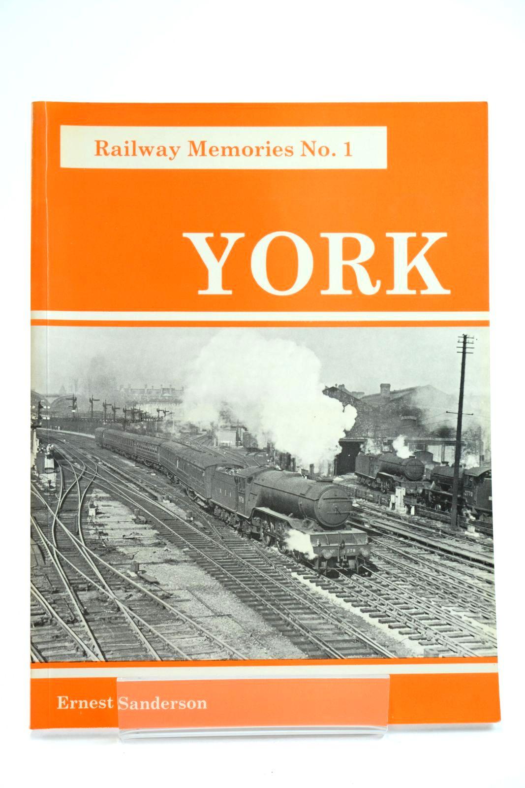 Photo of RAILWAY MEMORIES No. 1 YORK- Stock Number: 2133116