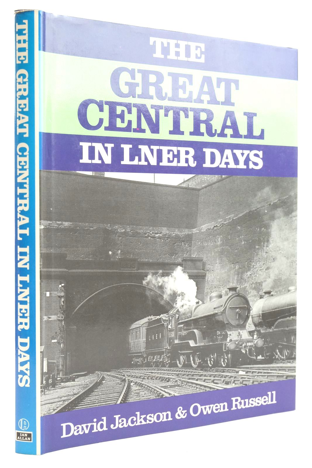 Photo of THE GREAT CENTRAL IN LNER DAYS written by Jackson, David Russell, Owen published by Ian Allan Ltd. (STOCK CODE: 2133119)  for sale by Stella & Rose's Books