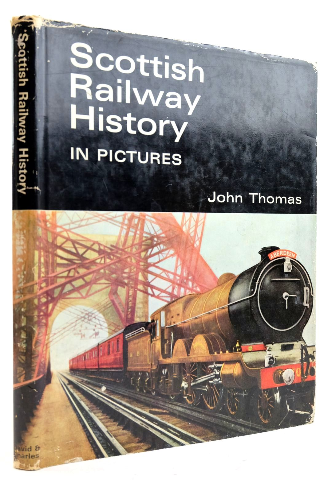 Photo of SCOTTISH RAILWAY HISTORY IN PICTURES- Stock Number: 2133124