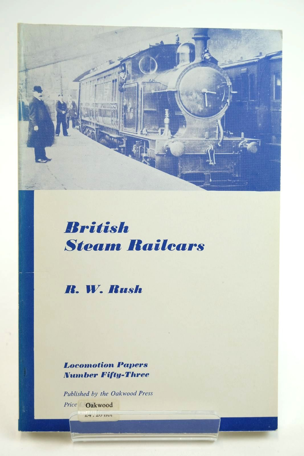 Photo of BRITISH STEAM RAILCARS- Stock Number: 2133135