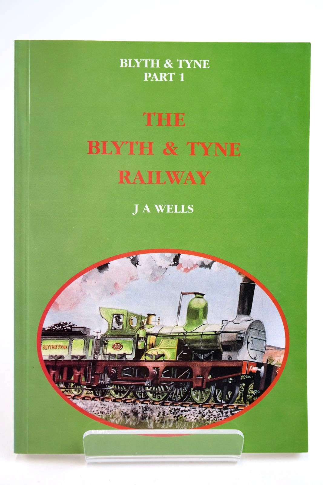 Photo of THE BLYTH & TYNE RAILWAY- Stock Number: 2133137