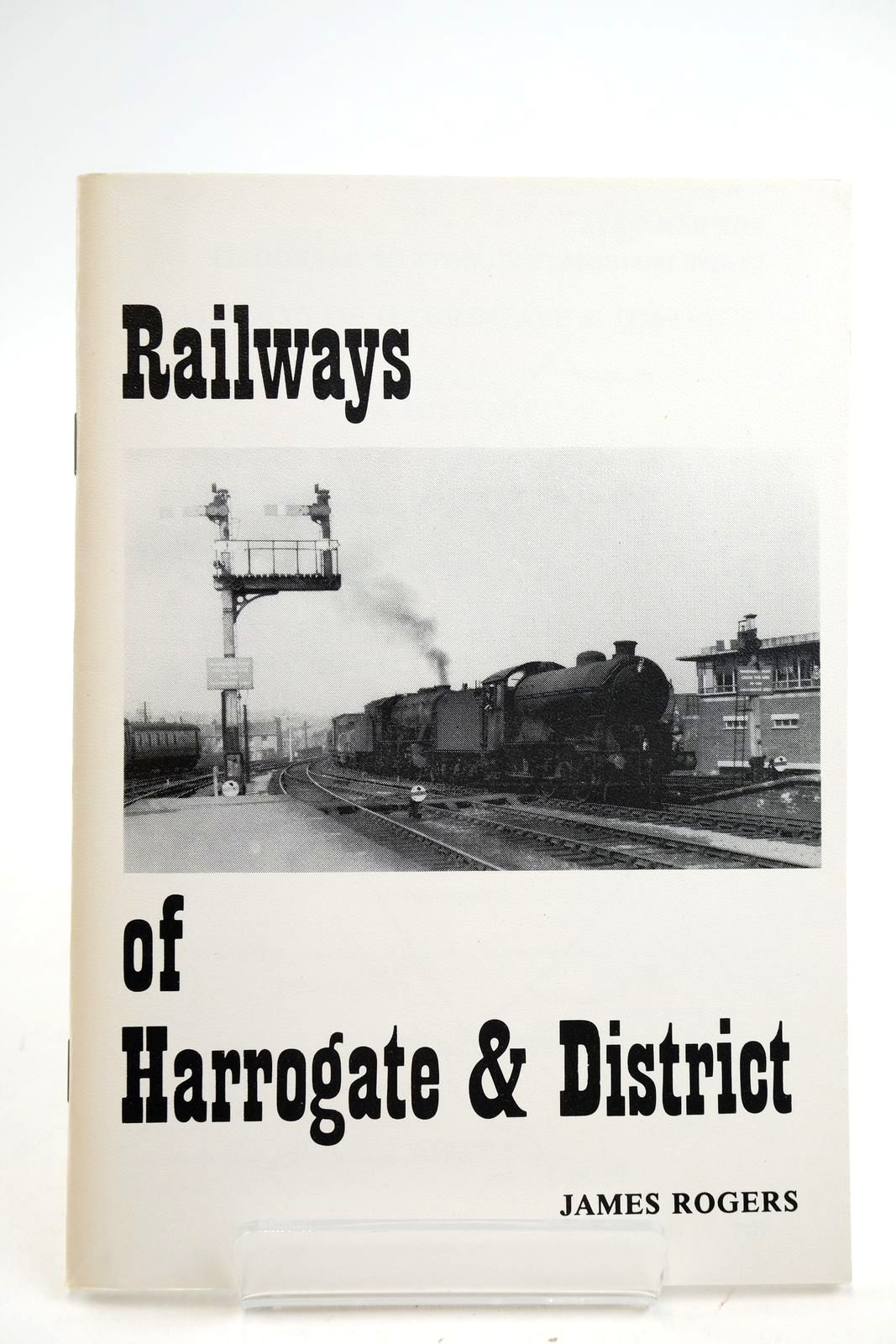 Photo of RAILWAYS OF HARROGATE & DISTRICT A HISTORY