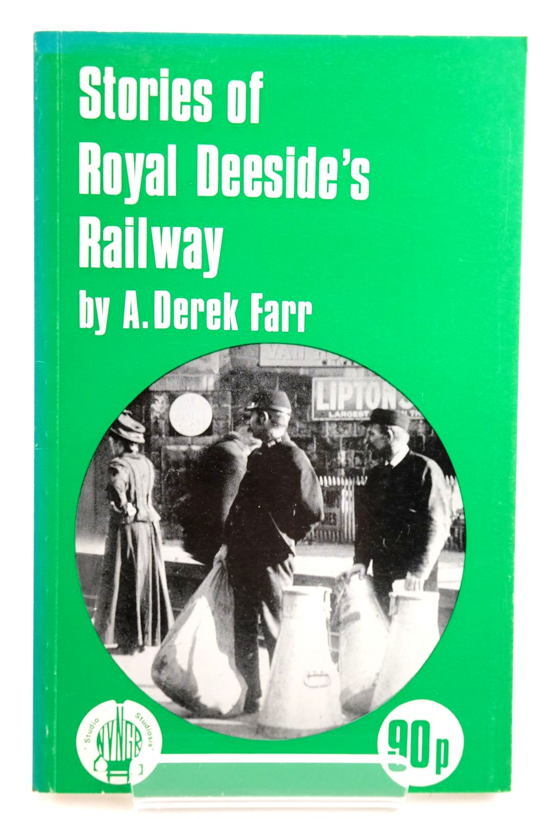 Photo of STORIES OF ROYAL DEESIDE'S RAILWAY- Stock Number: 2133145