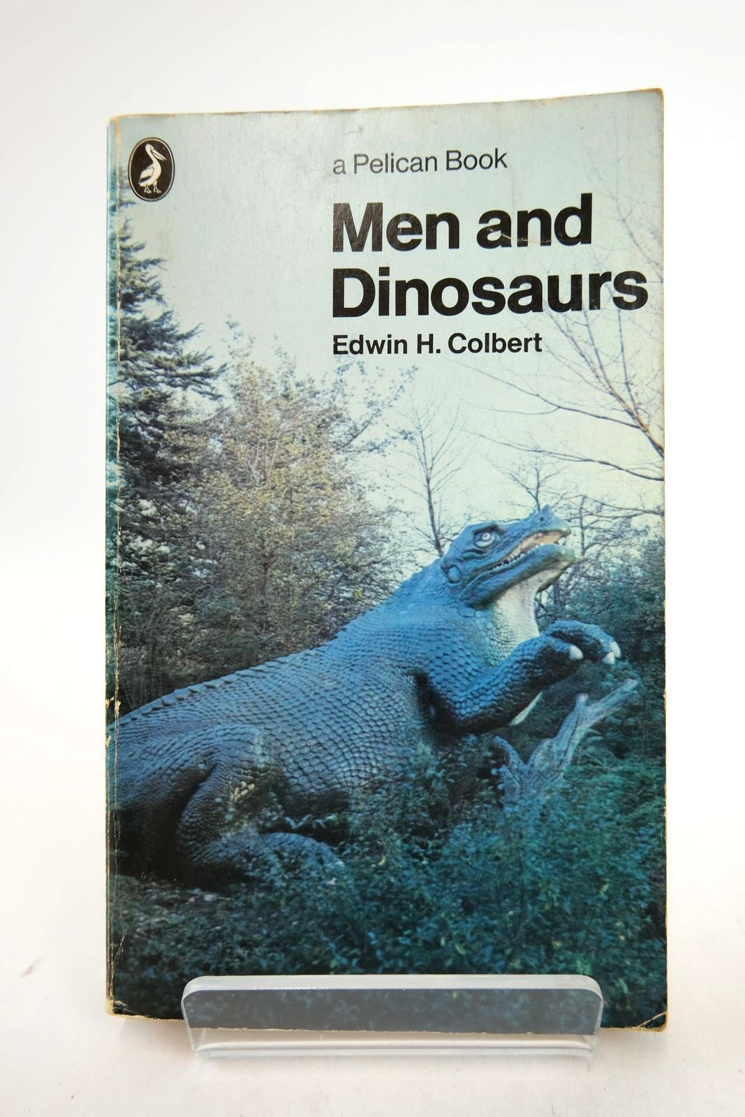 Photo of MEN AND DINOSAURS written by Colbert, Edwin H. published by Penguin (STOCK CODE: 2133153)  for sale by Stella & Rose's Books