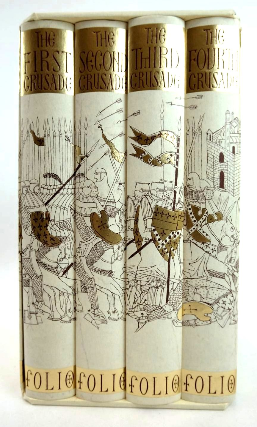 Photo of AN EYEWITNESS HISTORY OF THE CRUSADES (4 VOLUMES)- Stock Number: 2133154