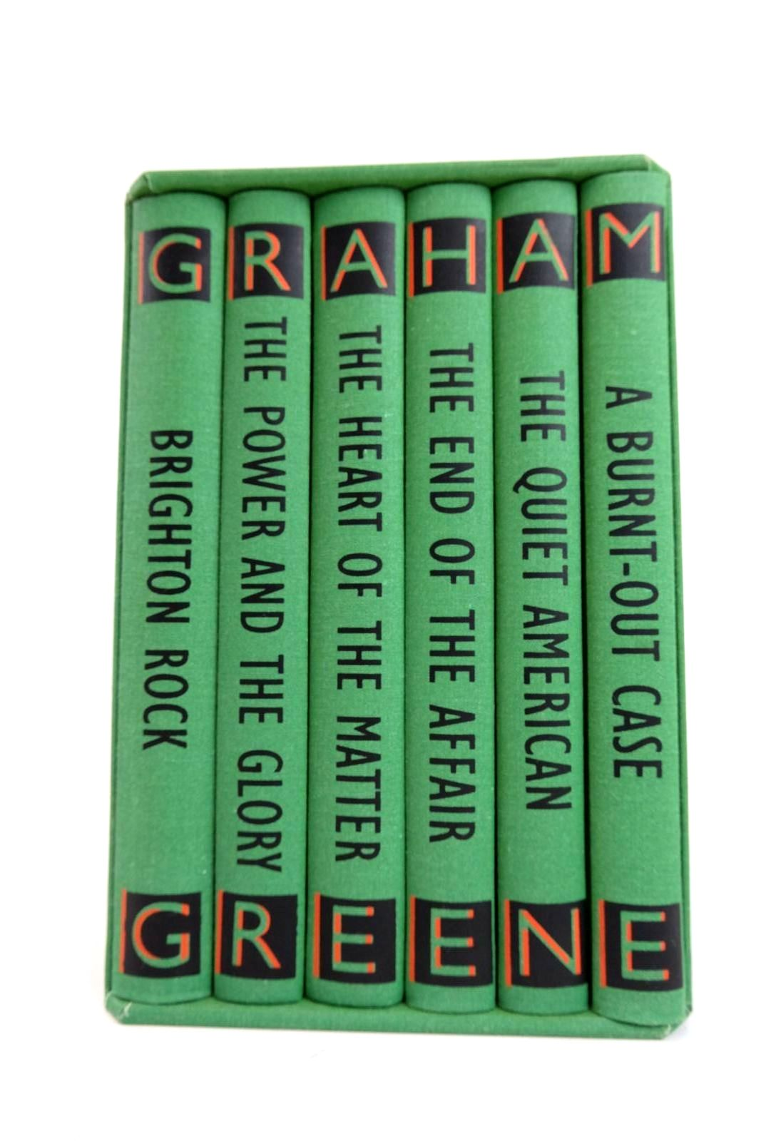 Photo of THE GREAT NOVELS- Stock Number: 2133168