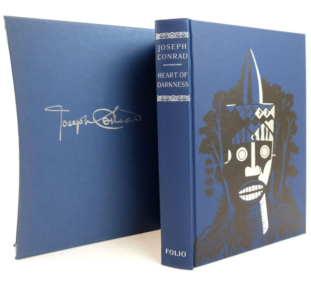 Photo of HEART OF DARKNESS written by Conrad, Joseph Harding, Jeremy illustrated by Mosley, Francis published by Folio Society (STOCK CODE: 2133173)  for sale by Stella & Rose's Books
