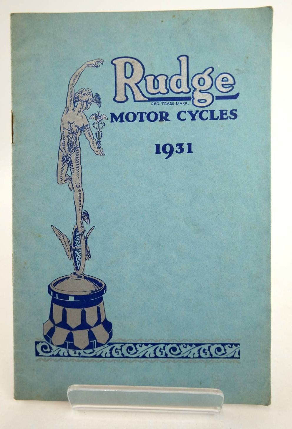 Photo of RUDGE MOTOR CYCLES 1931- Stock Number: 2133185