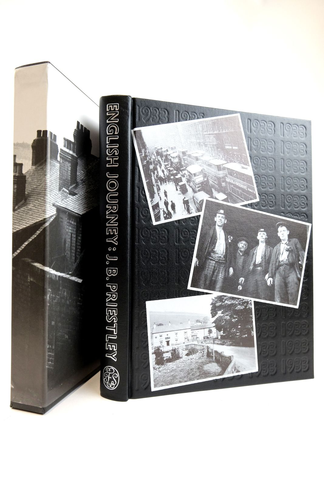 Photo of ENGLISH JOURNEY written by Priestley, J.B. published by Folio Society (STOCK CODE: 2133211)  for sale by Stella & Rose's Books