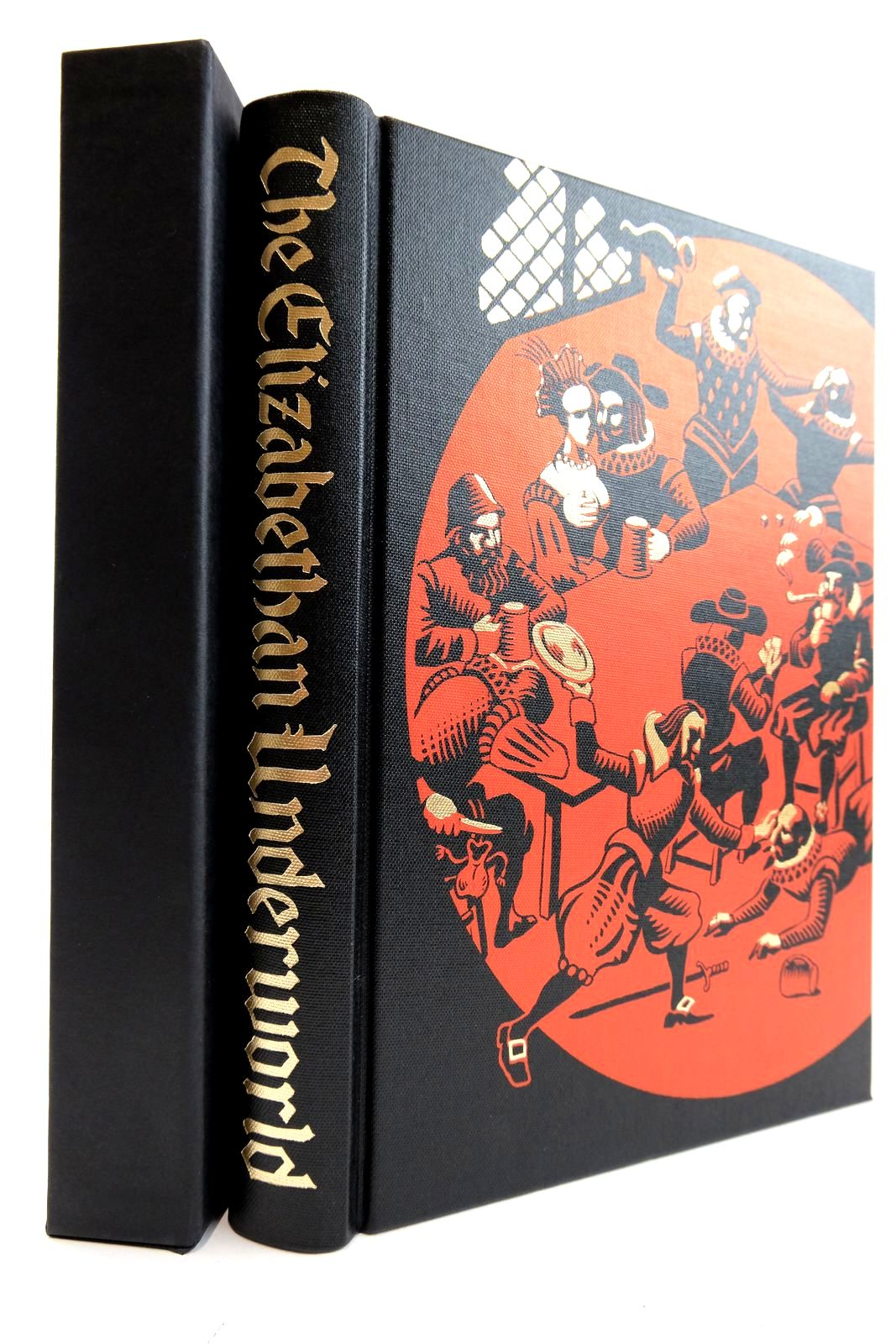 Photo of THE ELIZABETHAN UNDERWORLD written by Salgado, Gamini Wood, Michael published by Folio Society (STOCK CODE: 2133229)  for sale by Stella & Rose's Books