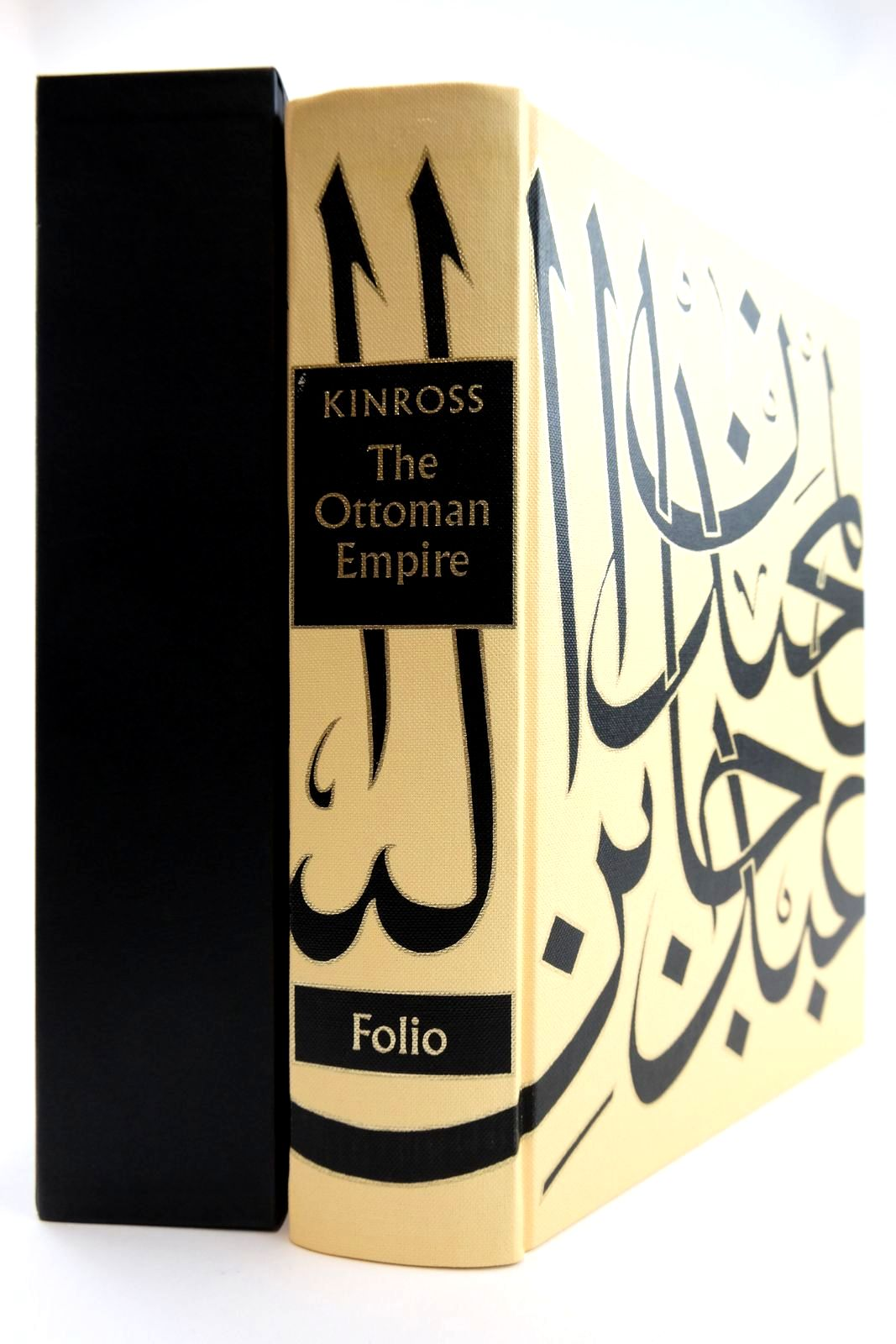 Photo of THE OTTOMAN EMPIRE written by Kinross, Lord published by Folio Society (STOCK CODE: 2133238)  for sale by Stella & Rose's Books