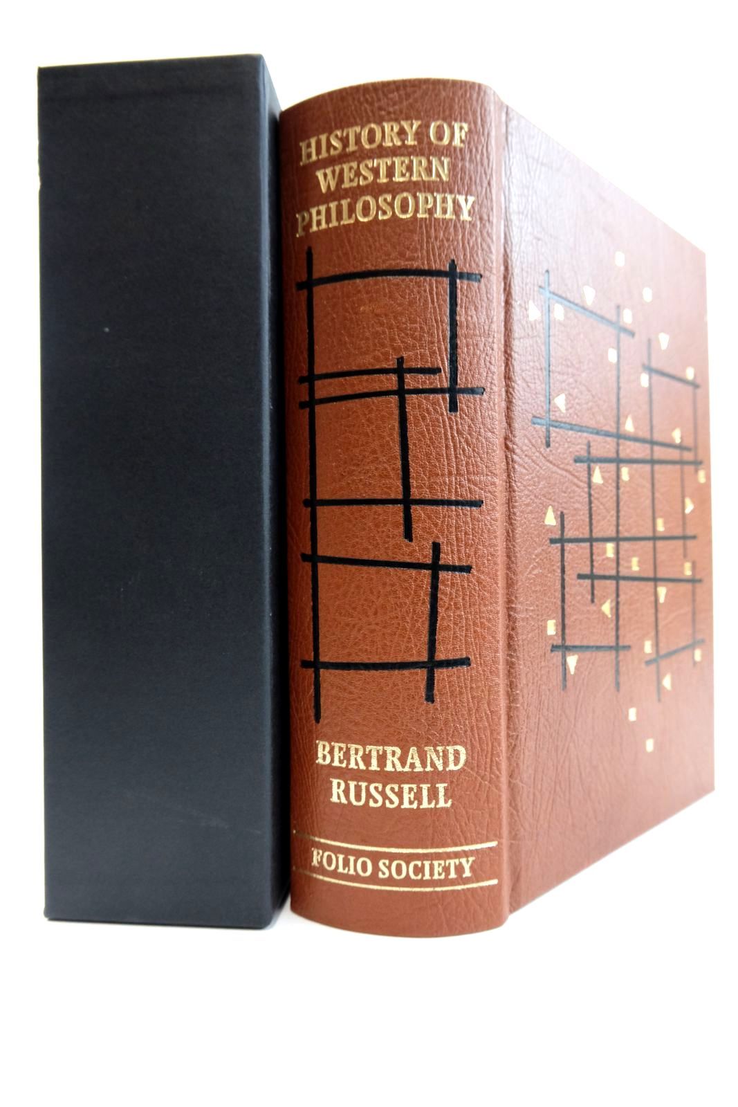Photo of HISTORY OF WESTERN PHILOSOPHY written by Russell, Bertrand Grayling, A.C. published by Folio Society (STOCK CODE: 2133241)  for sale by Stella & Rose's Books