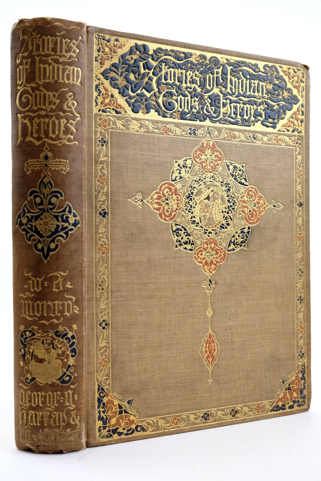 Photo of STORIES OF INDIAN GODS & HEROES- Stock Number: 2133243