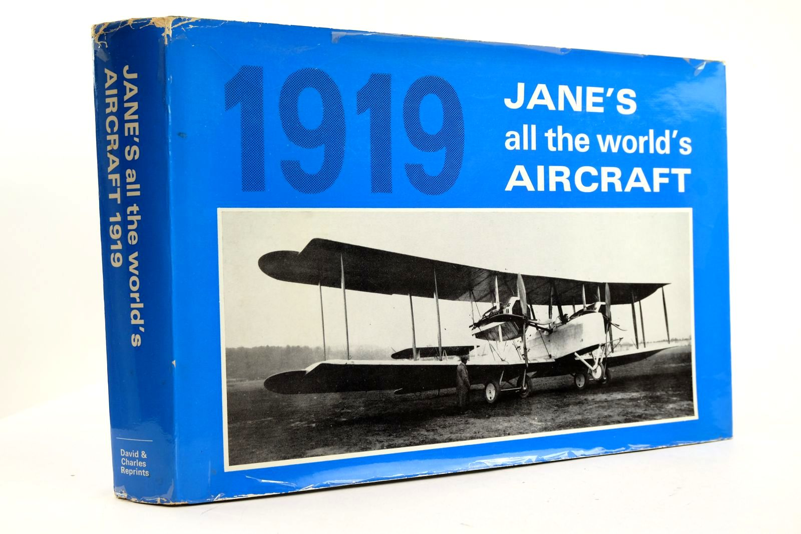 Photo of JANE'S ALL THE WORLD'S AIRCRAFT 1919- Stock Number: 2133248