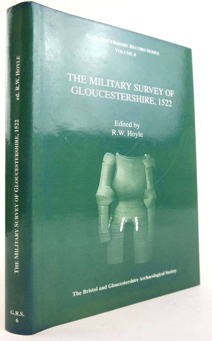 Photo of THE MILITARY SURVEY OF GLOUCESTERSHIRE 1522- Stock Number: 2133257