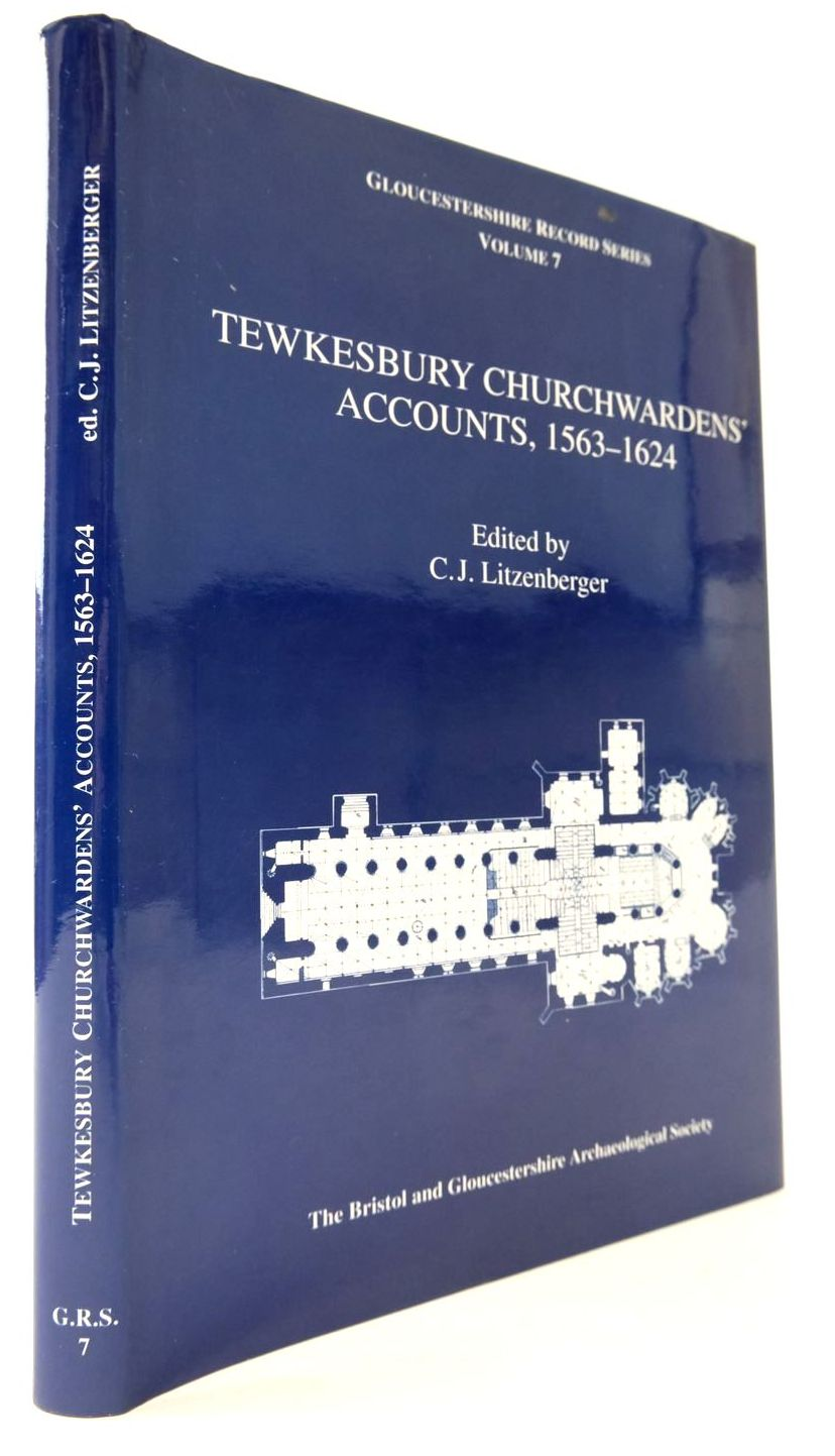 Photo of TEWKESBURY CHURCHWARDENS ACCOUNTS 1563-1624- Stock Number: 2133258