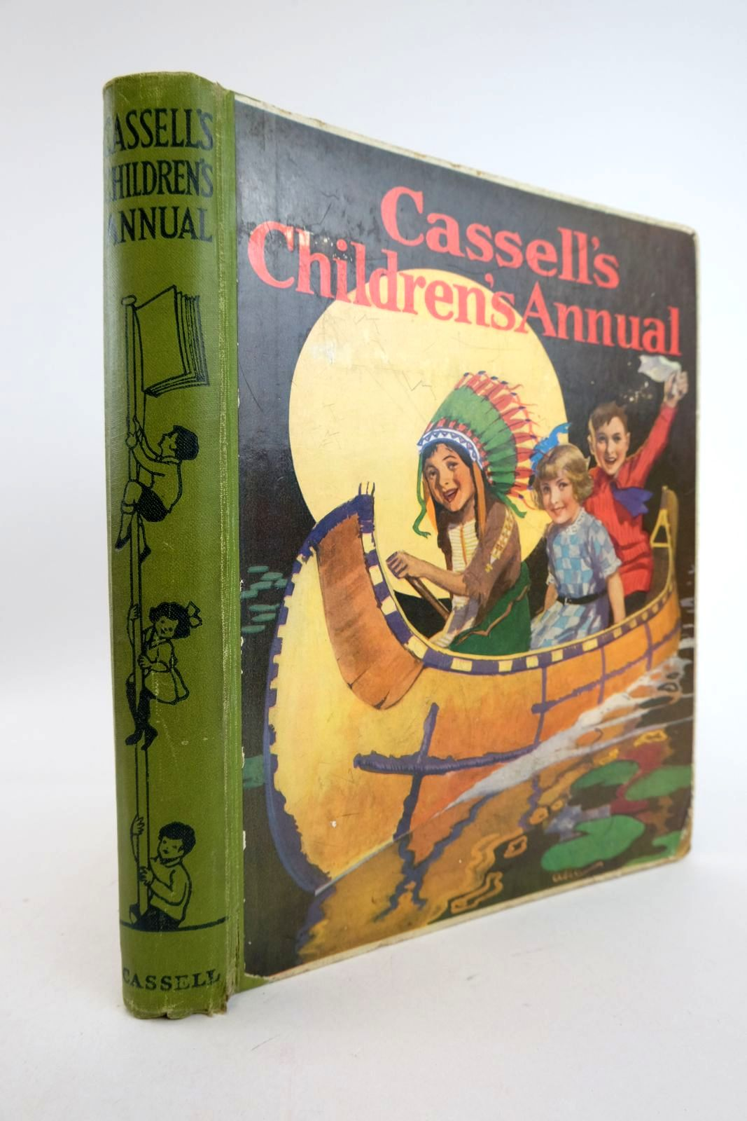 Photo of CASSELL'S CHILDREN'S ANNUAL 1923- Stock Number: 2133269
