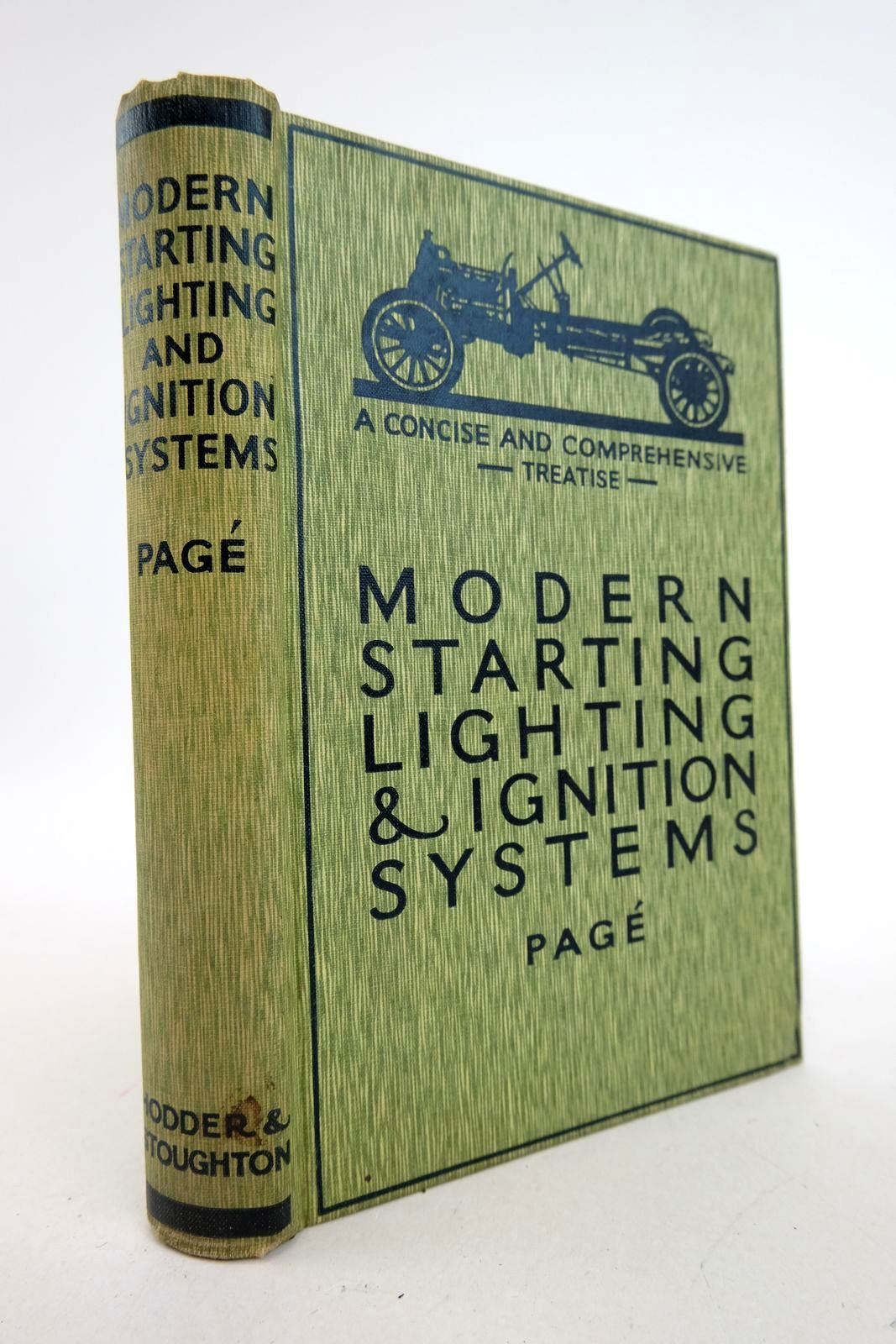Photo of AUTOMOBILE STARTING LIGHTING AND IGNITION- Stock Number: 2133275