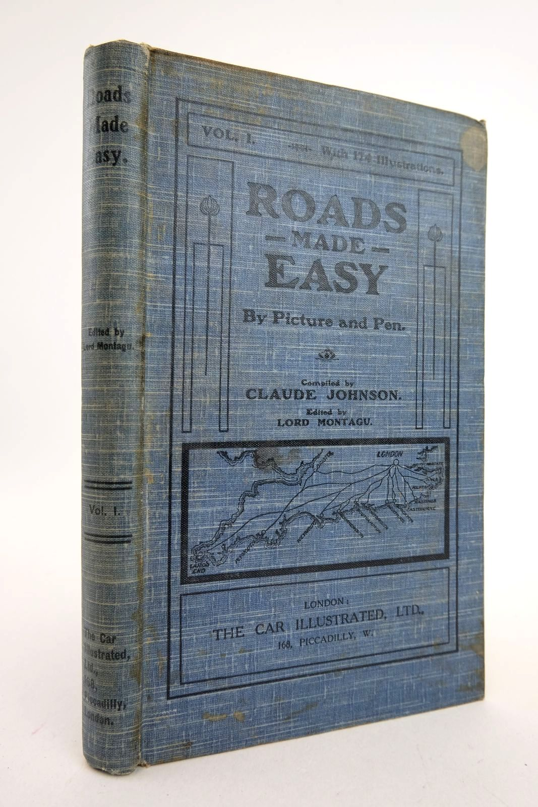 Photo of ROADS MADE EASY IN PICTURE AND PEN- Stock Number: 2133279