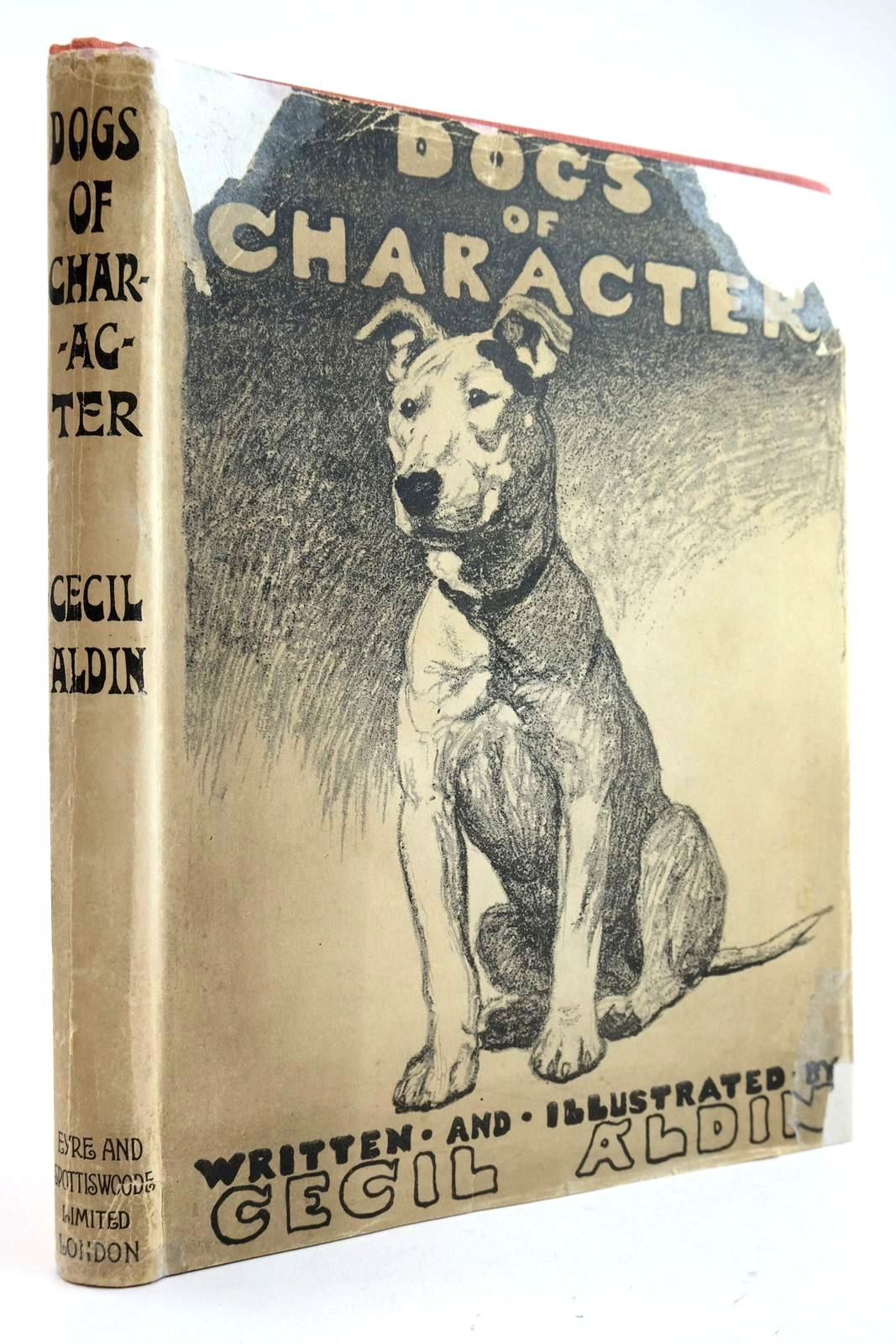 Photo of DOGS OF CHARACTER written by Aldin, Cecil illustrated by Aldin, Cecil published by Eyre & Spottiswoode (STOCK CODE: 2133291)  for sale by Stella & Rose's Books