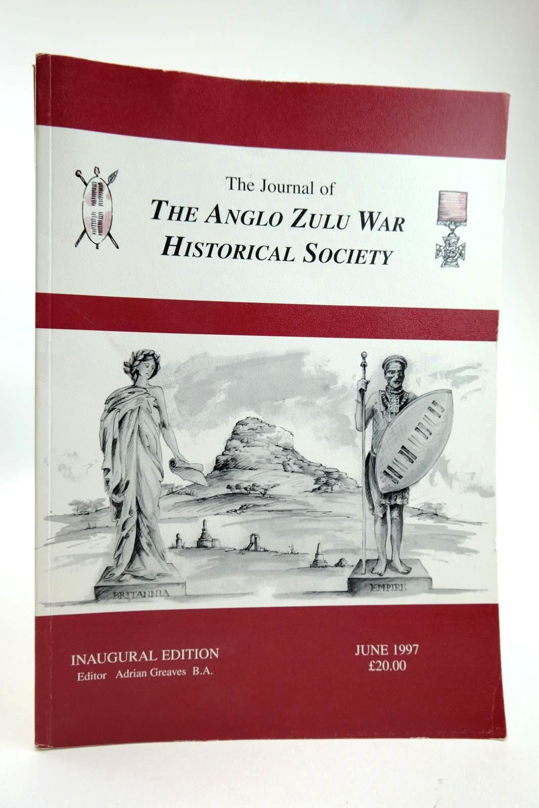 Photo of THE JOURNAL OF THE ANGLO ZULU WAR HISTORICAL SOCIETY (16 VOLUMES) written by Greaves, Adrian et al, published by Anglo Zulu War Historical Society (STOCK CODE: 2133297)  for sale by Stella & Rose's Books