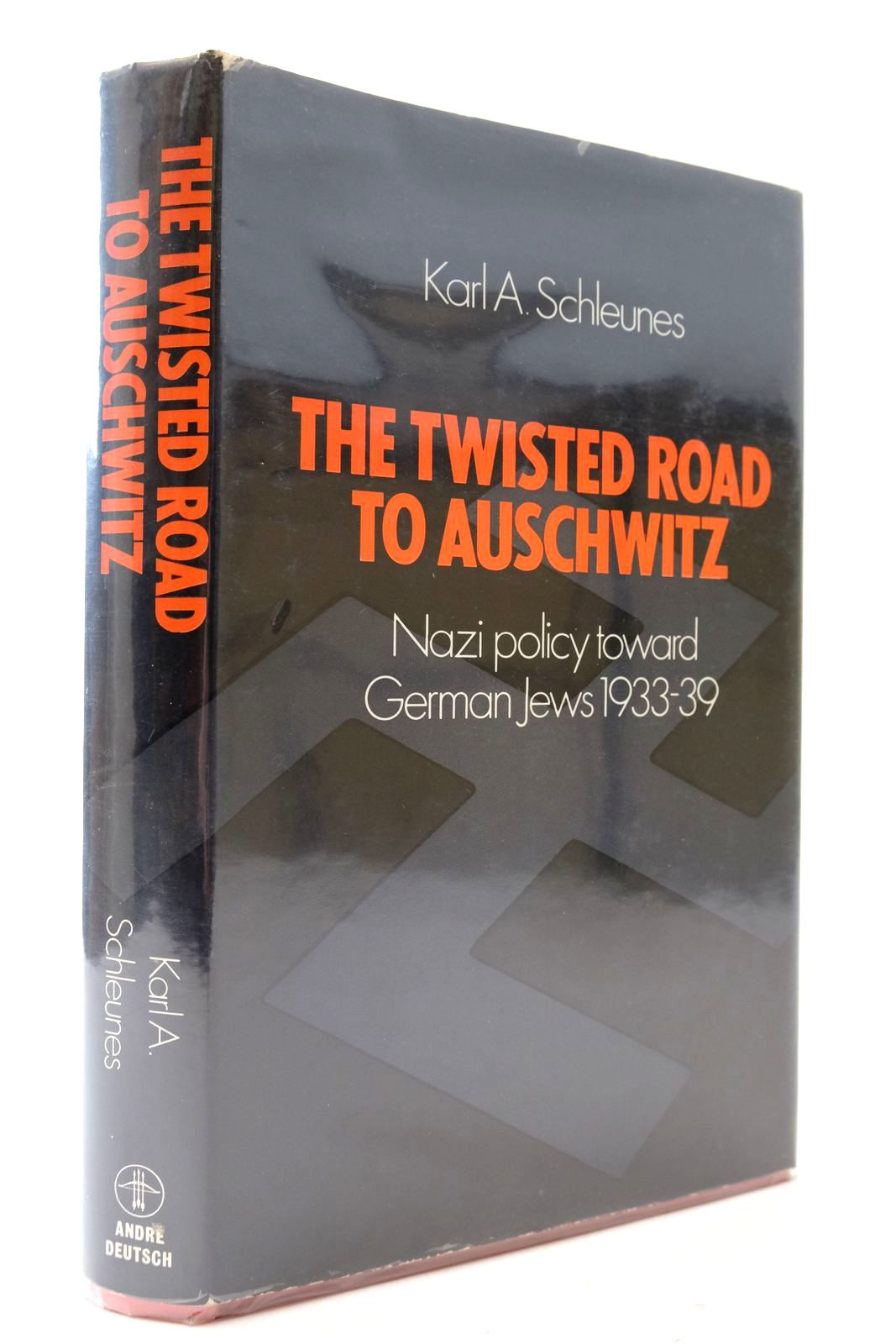 Photo of THE TWISTED ROAD TO AUSCHWITZ- Stock Number: 2133309