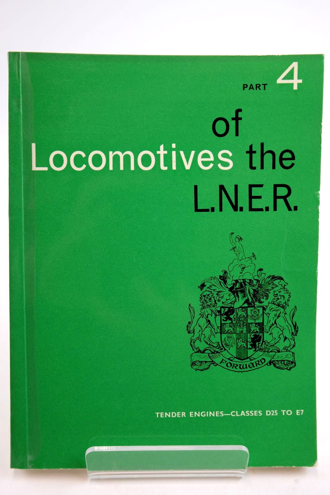Photo of LOCOMOTIVES OF THE L.N.E.R. PART 4- Stock Number: 2133318