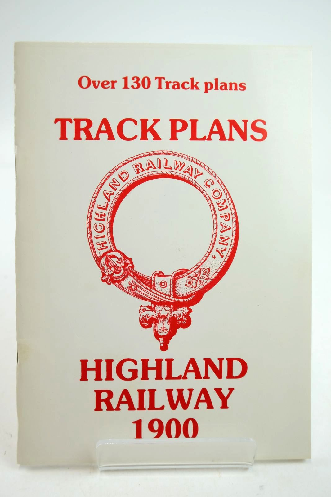 Photo of TRACK PLANS FROM THE HIGHLAND RAILWAY 1900 published by Dornoch Press (STOCK CODE: 2133323)  for sale by Stella & Rose's Books