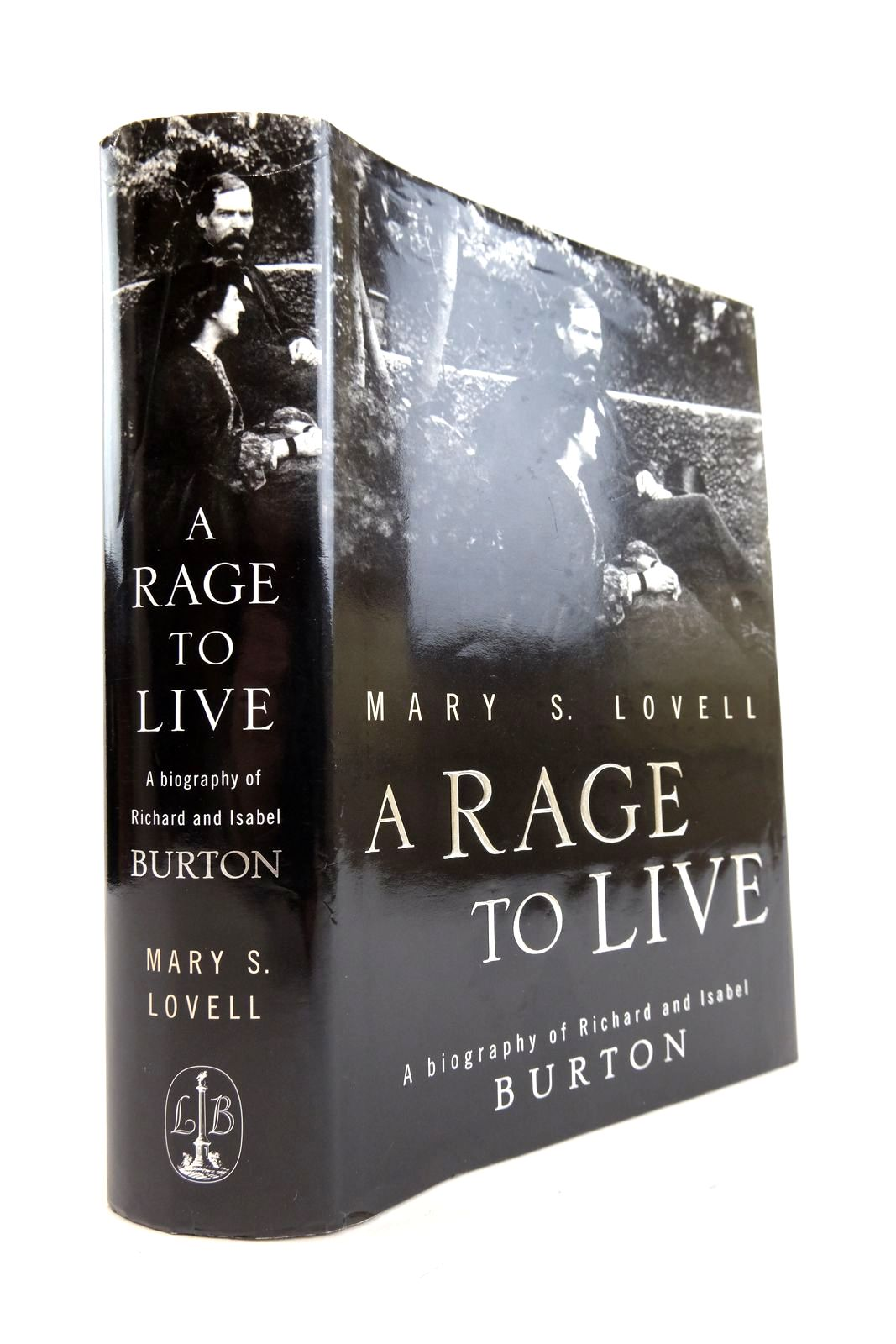 Photo of A RAGE TO LIVE written by Lovell, Mary S. published by Little, Brown And Company (Uk) Limited (STOCK CODE: 2133335)  for sale by Stella & Rose's Books