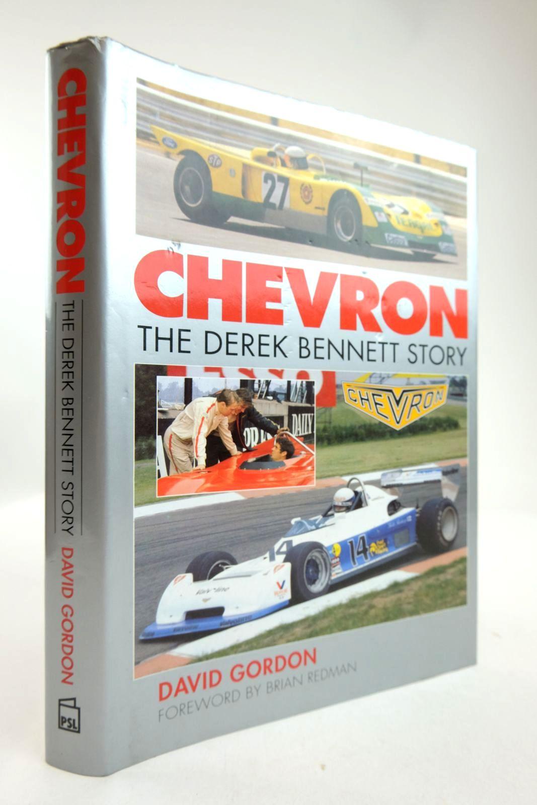 Photo of CHEVRON THE DEREK BENNETT STORY- Stock Number: 2133357