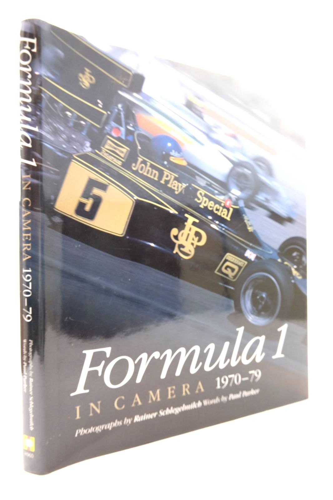 Photo of FORMULA 1 IN CAMERA 1970-79 written by Parker, Paul published by Haynes (STOCK CODE: 2133359)  for sale by Stella & Rose's Books
