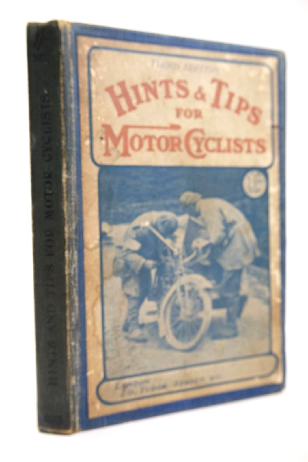 Photo of HINTS & TIPS FOR MOTOR CYCLISTS- Stock Number: 2133361