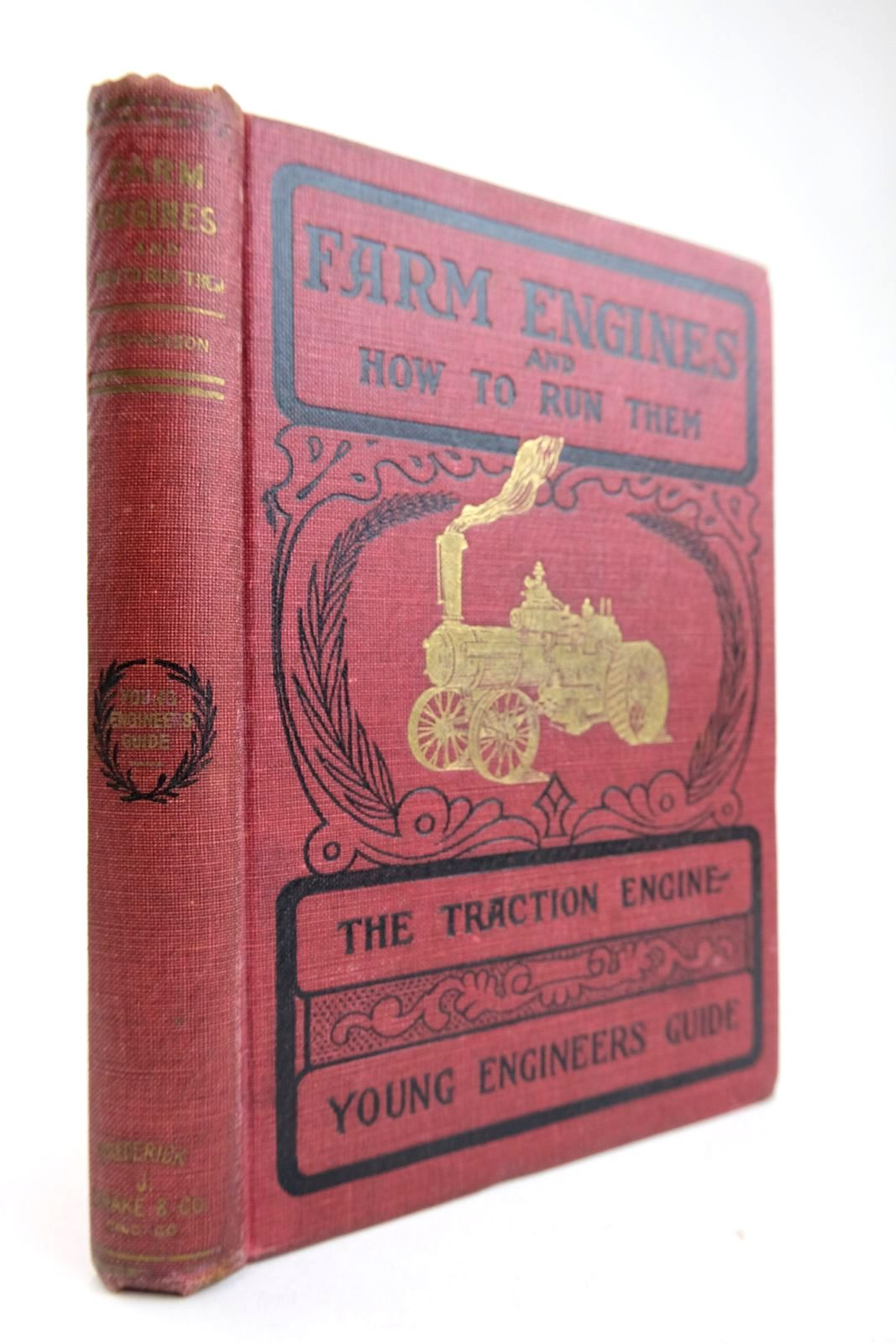 Photo of FARM ENGINES AND HOW TO RUN THEM- Stock Number: 2133365