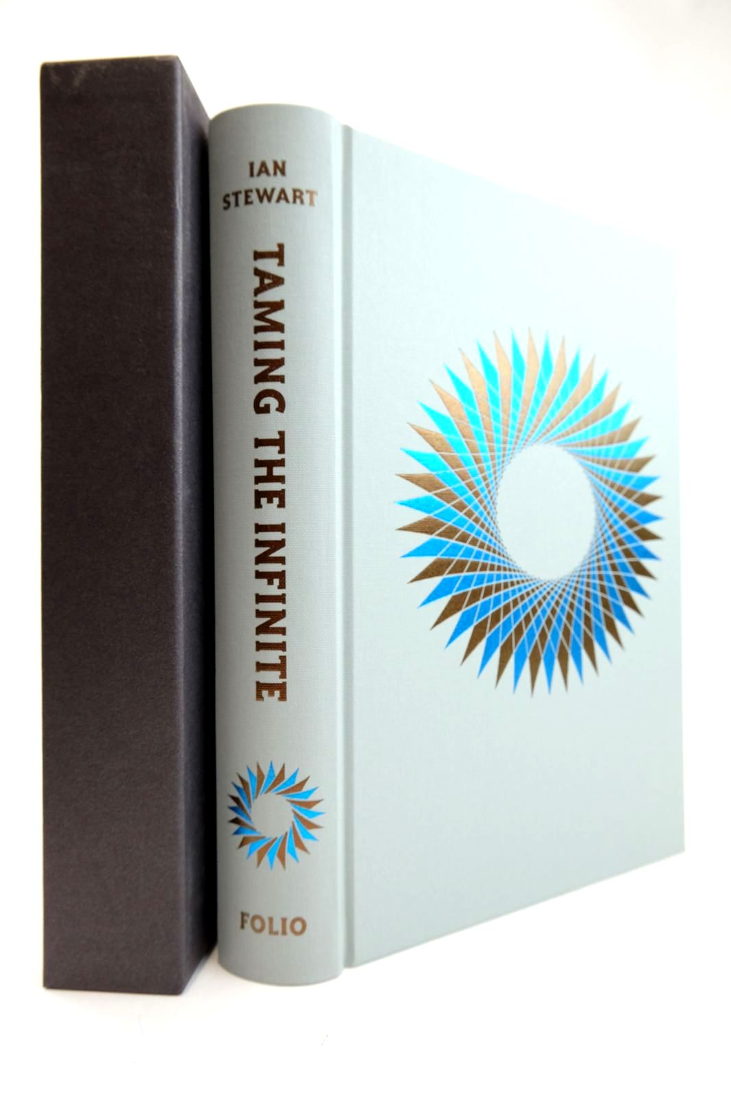 Photo of TAMING THE INFINITE: THE STORY OF MATHEMATICS- Stock Number: 2133392