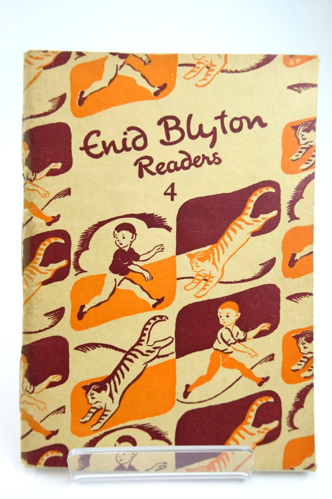 Photo of ENID BLYTON READERS 4- Stock Number: 2133408