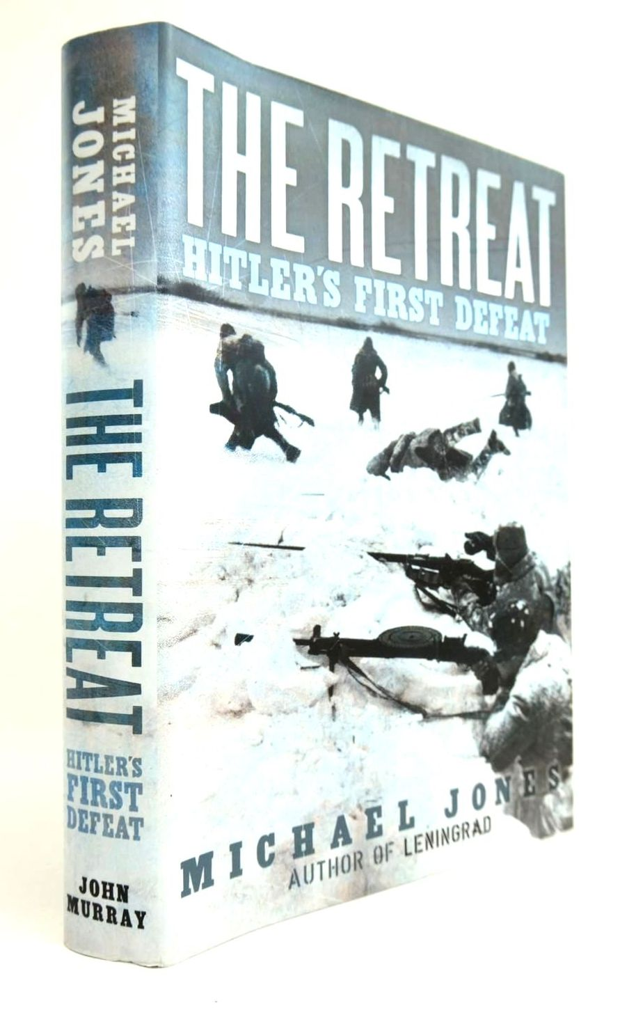 Photo of THE RETREAT: HITLER'S FIRST DEFEAT- Stock Number: 2133420
