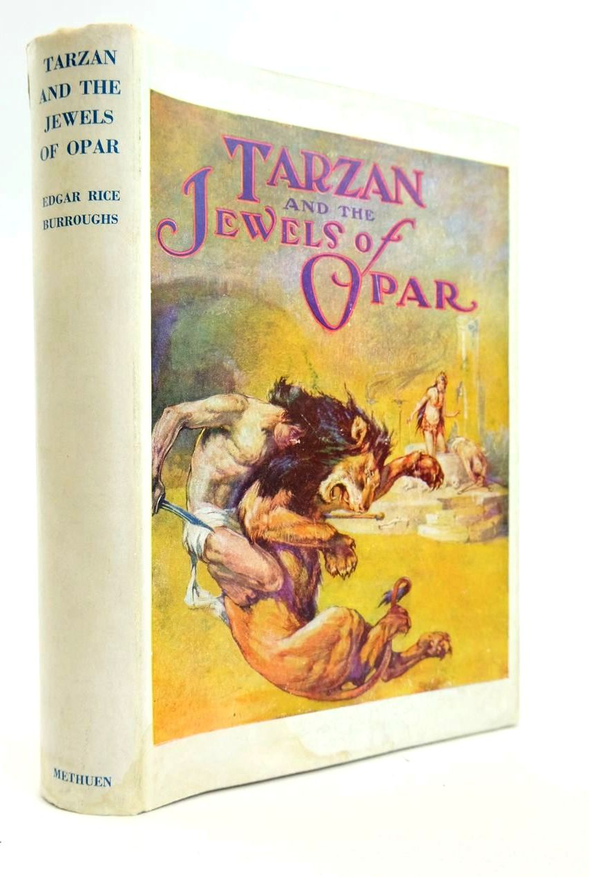 Photo of TARZAN AND THE JEWELS OF OPAR- Stock Number: 2133425