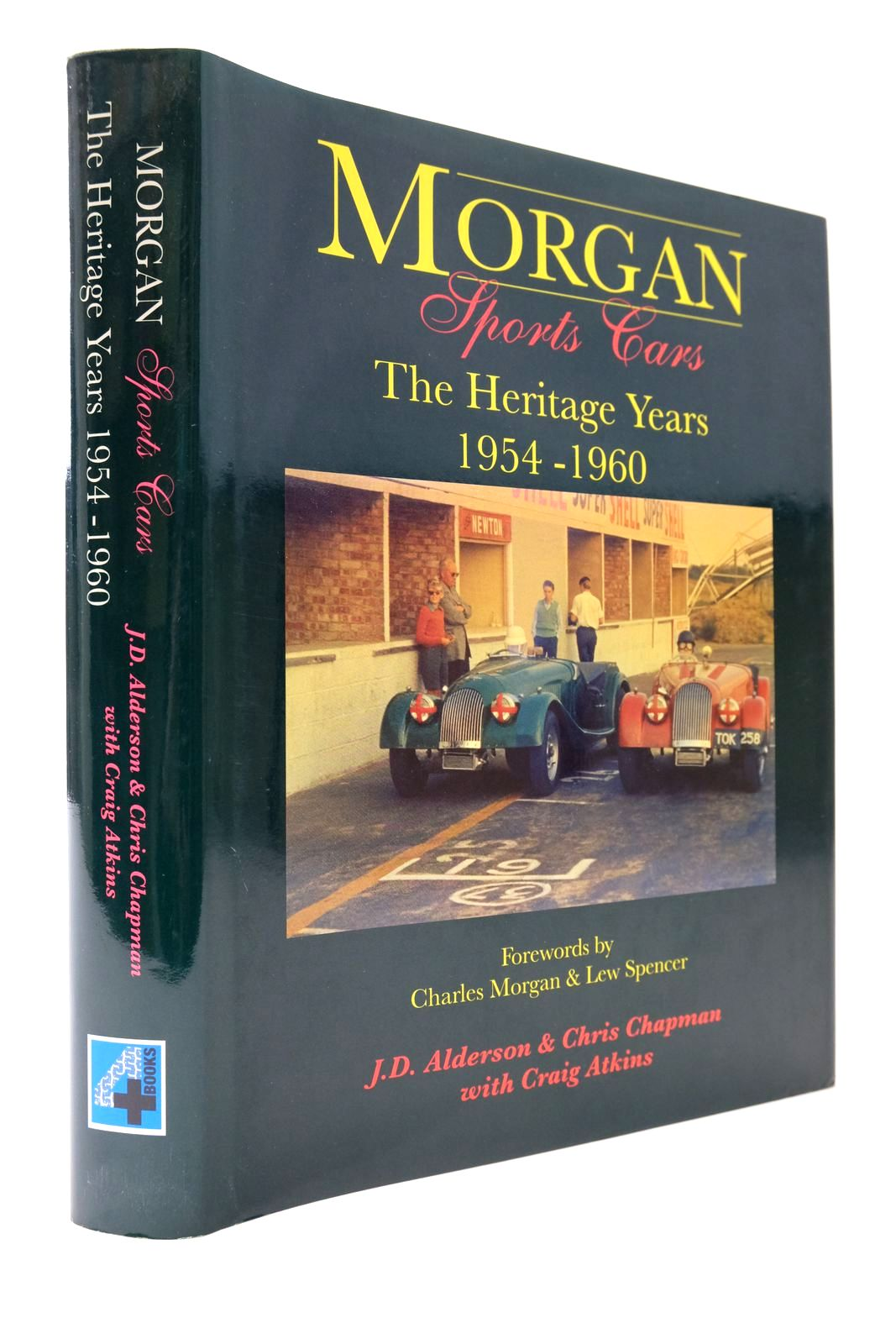 Photo of MORGAN SPORTS CARS THE HERITAGE YEARS 1954 - 1960- Stock Number: 2133447