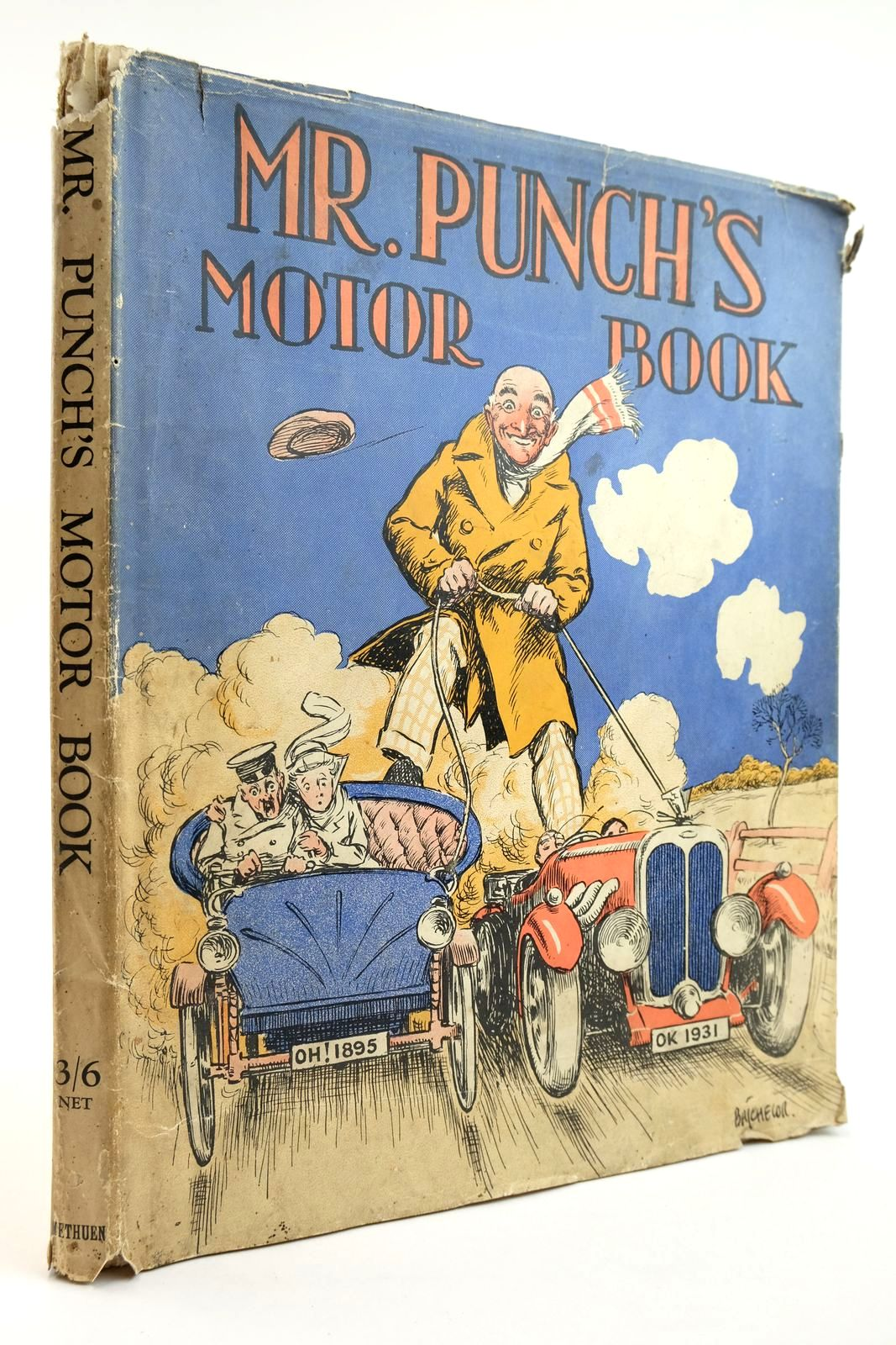 Photo of MR. PUNCH'S MOTOR BOOK published by Methuen & Co. Ltd. (STOCK CODE: 2133455)  for sale by Stella & Rose's Books